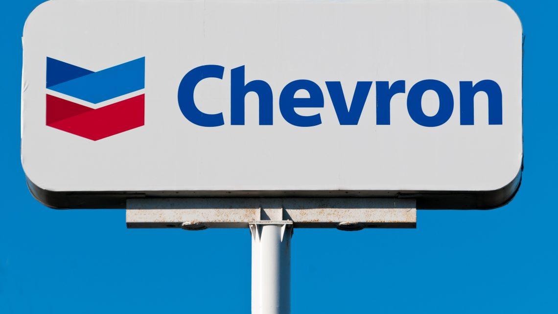 L'action Chevron reprend des forces