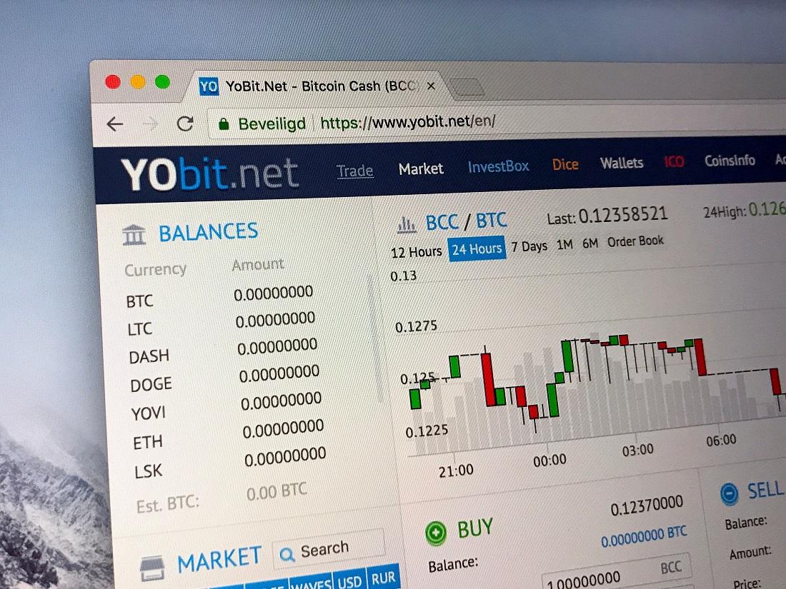 Revue Yobit : notre avis sur la plateforme